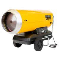 Жидкотопливный нагреватель прямого нагрева B 360 от Master Climate Solutions